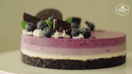 最好吃的蓝莓蛋糕!