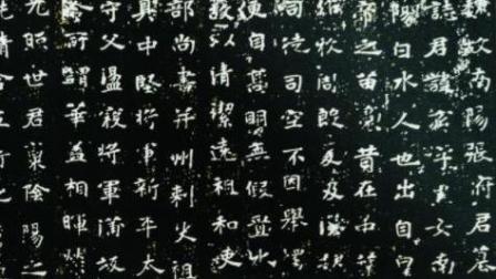 杜中信书法讲堂之(六十四)魏碑张黑女1