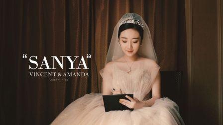 TS婚礼视频定制:三亚户外婚礼电影