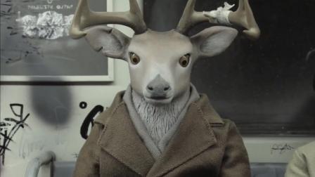 5年时间制作《鹿先生》 反乌托邦的黑暗时期 感受到光明和希望