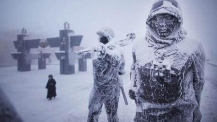 零上100度和零下100度, 哪个更可怕一些? 看完感觉不可思议