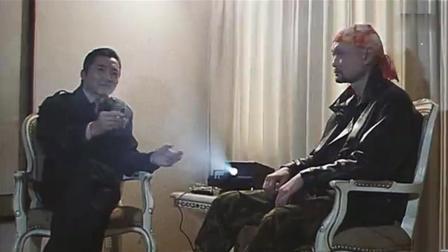 甄子丹主演影片《黑色城市》: 验证杀手真王实力, 拿活人做实验