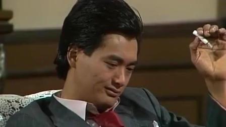 冯程程和丁力结婚, 许文强一夜没睡, 抽烟太帅是这么练出来的