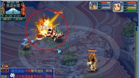 梦幻西游: 有人花7万9人民币买了只变异护卫, 来看看它的威力如何