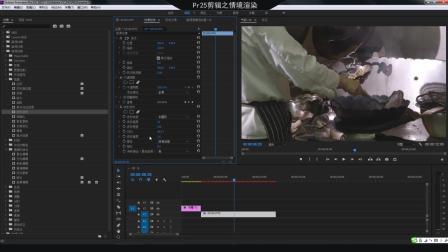 Pr25剪辑之情境渲染, 剪辑师之路