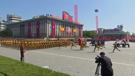 朝鲜建国七十周年大阅兵