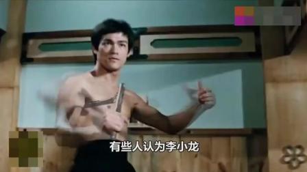 李小龙最具杀伤力的一招, 一生只用了一次, 网友: 恐怕只有泰森能破