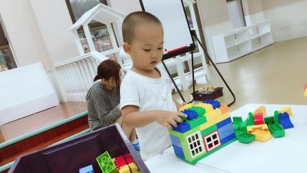 1岁2岁3岁宝贝如何培养动手能力? 3岁宝宝如何开发智力? 培养手脑协调? (宝贝3岁7个月)