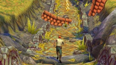 神庙逃亡尽头是啥? 玩家跑了58个小时, 得出了这个结果!