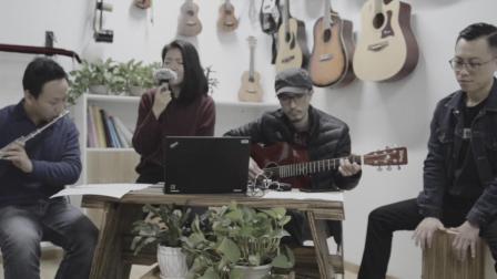 玩易吉他弹唱《那些花儿》卫锋&张伟&陈一末&李志华