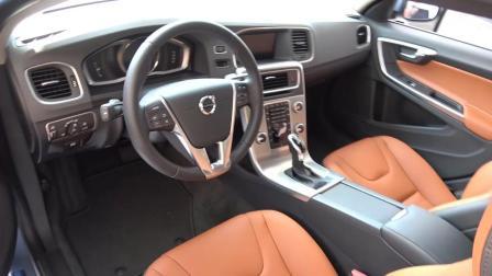 车展直击: 最新款2.0T 6AT自动挡车型 沃尔沃S60L, 颜值漂亮