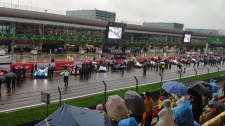 2018WEC 上海赛车场世界耐力锦标赛