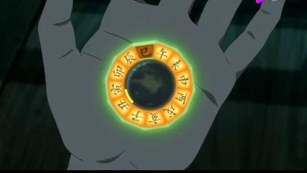 火影忍者: 鸣人教九喇嘛写字, 九喇嘛却说自己写的难看!