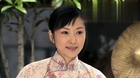 娘妻: 耀宗长大成人太帅了, 秋菊看呆, 犯花痴了