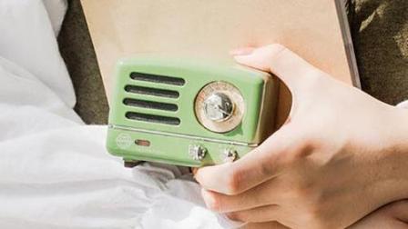 猫王小王子OTR复古蓝牙收音机, 经典与科技结合, 谱写时代新声音