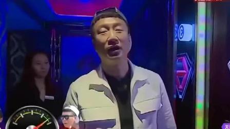 极限挑战: 孙红雷扮演黄渤, 走廊自导自演, 屋内黄渤都懵了!