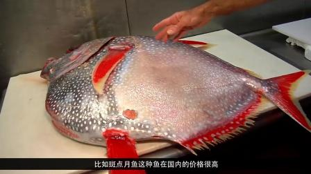 日本人鼓励吃这鱼, 当厨师切开鱼肚时, 我们才发现为啥要鼓励我们吃