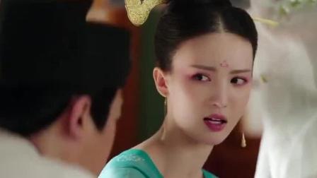 柳谨言为萌妃把脉, 突然兴奋起来说是喜脉, 把皇上吓的直接喷了!