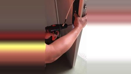 艾森豪斯智能门锁安装