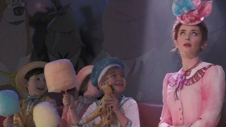 【猴姆独家】梦幻!时隔54年回归的迪士尼力作《欢乐满人间2》曝光新片段!