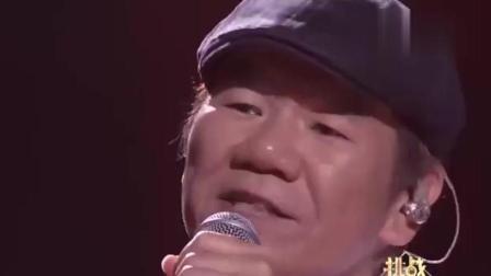 这才是真正的华语乐坛常青树, 赵传《请不要在别人的肩上哭泣》全身都是实力