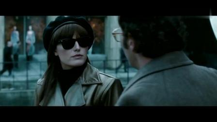 精彩: 夜枭真的太龌龊这样就抢了曼哈顿博士的女人
