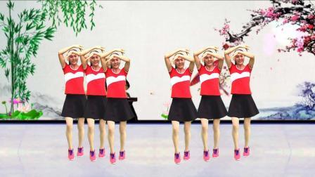 舞韵年华原创32步广场舞《一晃就老了》