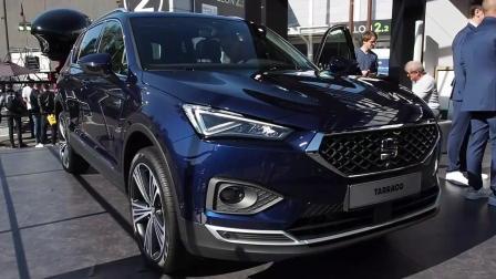 2019款西雅特Tarraco中型SUV实拍, 外观与内饰全方位展示
