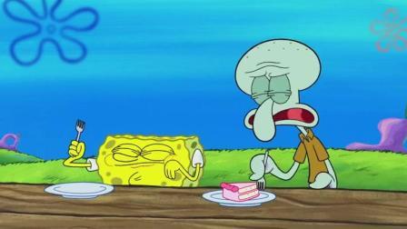 蟹老板和泡芙老师是什么关系? 还互喂蛋糕?