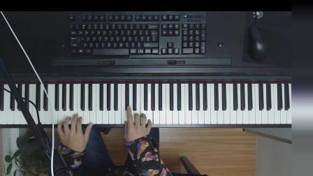 周杰伦——《晴天》钢琴教学视频, 零基础也能轻松学