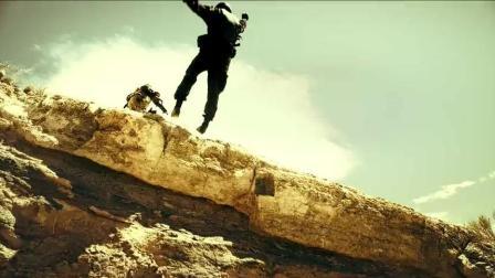 功夫就是用来杀人的, 侧身飞踢数米远, 这才是生死对决!
