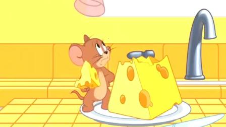 猫和老鼠: 杰瑞被冤枉了, 到底是谁动了奶酪呢? 我们可以想象的到吧