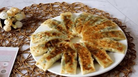 """大厨教你: """"锅贴""""的新做法, 馄饨皮小锅贴, 比饺子好吃, 真香"""