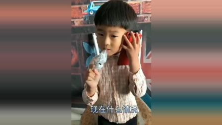 男子用新买的手机打电话给老婆, 结局真尴尬!