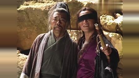 笑傲江湖: 两个都会辟邪剑法, 林平之在华山对付岳不群