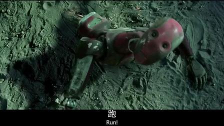 机器人军队叛变, 连同类都毁掉清除, 人类要毁在自己机器人手里了?