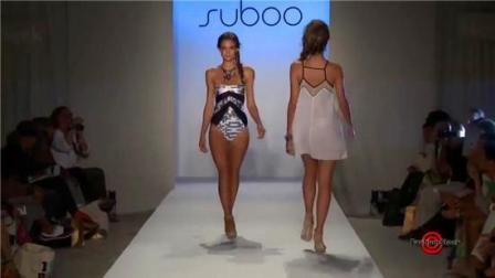 Suboo2019哥伦比亚时装秀, 青春时尚范的模特, 气质绝佳!