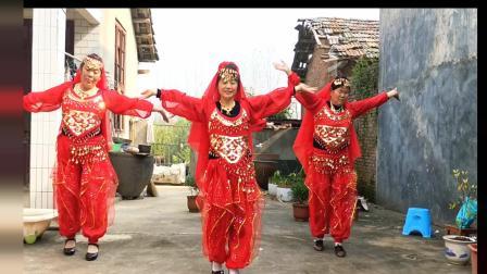 欢乐的跳吧 学跳印度舞