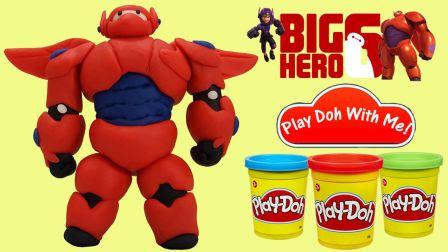 儿童彩泥手工DIY,教孩子们用彩泥制作超炫的钢铁侠!