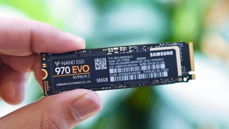 三星也尝鲜QLC了, 860 QVO固态硬盘上架