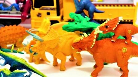侏罗纪恐龙乐园:看图片一起来认识恐龙的名字