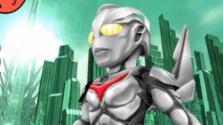 PSP英雄VS第2期奈克瑟斯奥特曼篇——萝卜吐槽番外