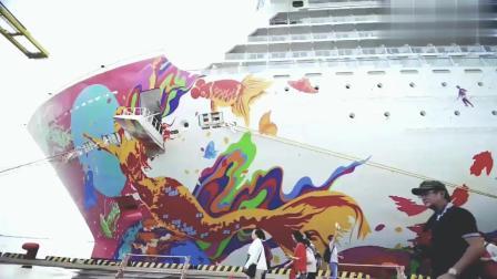 美女带你体验日本那霸市, 风景美丽, 犹如迷你版圣托里尼