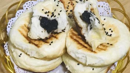 不用烤箱也能做出蜂蜜脆底小面包, 做法比例告诉你, 比卖的还好吃
