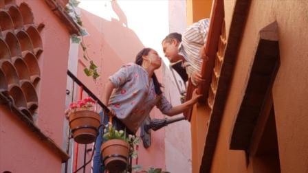 走进这条巷子可以随便亲吻陌生人 并且不会遭到拒绝