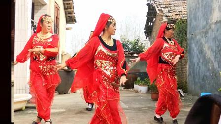 零度桑巴 团队舞蹈