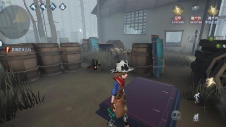 第五人格: 为何玩家从地窖逃跑, 原因竟是这样