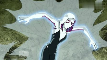 终极蜘蛛侠: 唯一的彼得, 最强大的狼蛛, 吸取生命之力!