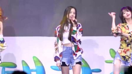 韩国女团 EXID 美女热舞