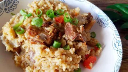 一锅搞定一顿饭, 有肉有菜, 香糯可口, 简单又好吃